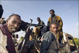 Puntland forces