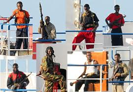 Somali pirate group