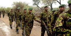Kenya army