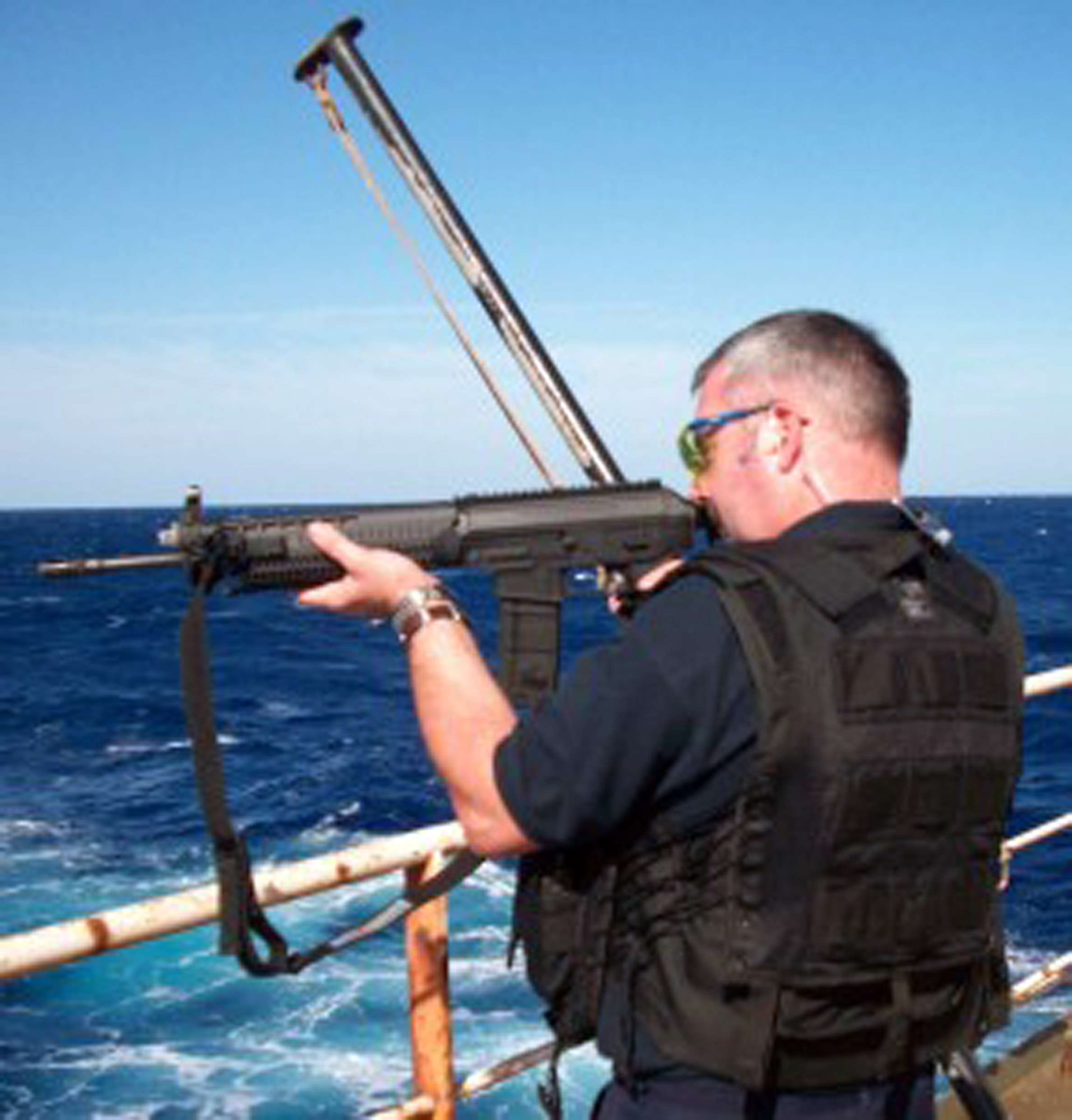 Suez Rules Maritime Security Review