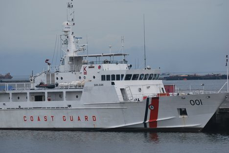 PHi Coast Guard