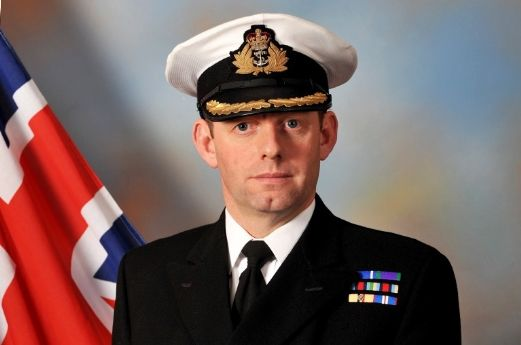 Captain Phil Haslam