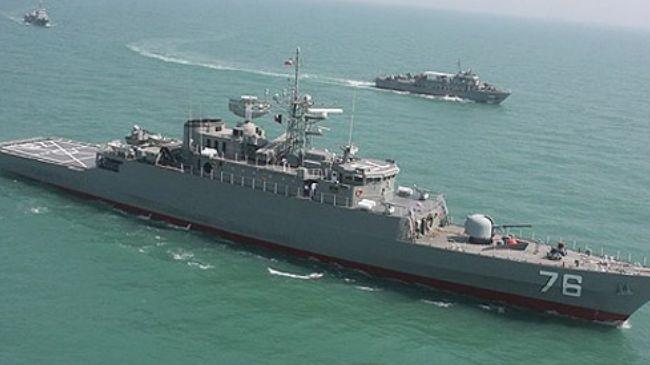Iranian Warships Thwart Pirate Attack
