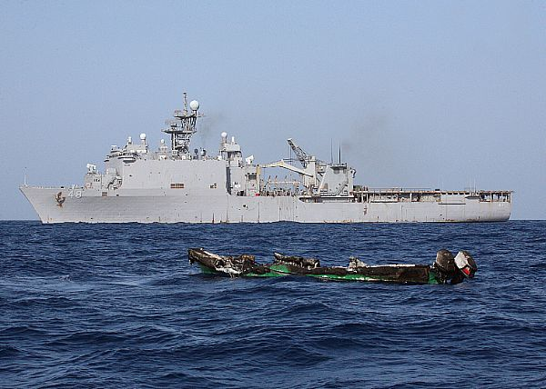 Hull-swap ceremony | Maritime Security Review