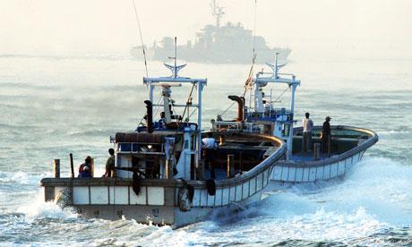 Chinese Fishing Boat