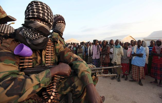 Fighting al Shabaab