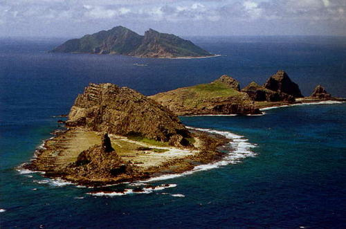 Senkaku islands