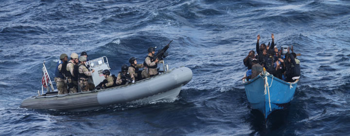Anti-Piracy and Humanitarian Operations