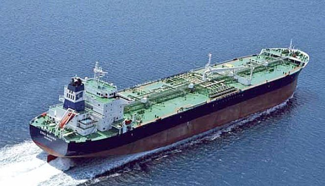Attack on Oil Tanker