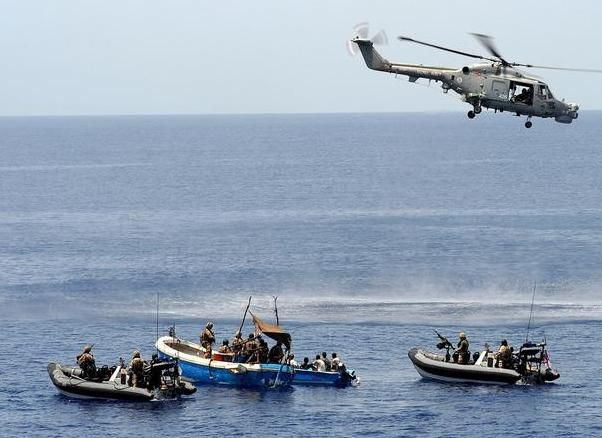 Counter Piracy Support