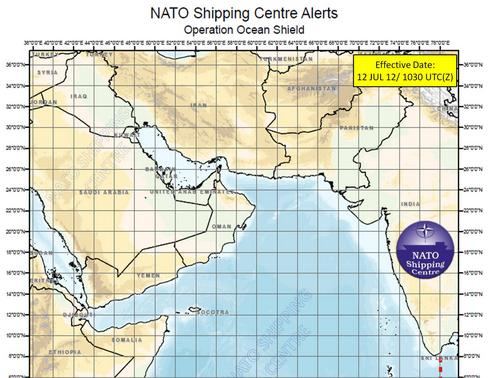 NATO Piracy Update