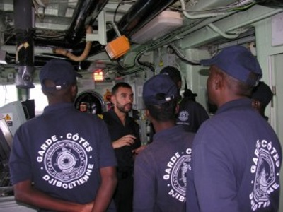Naval Operations Centre opens in Djibouti