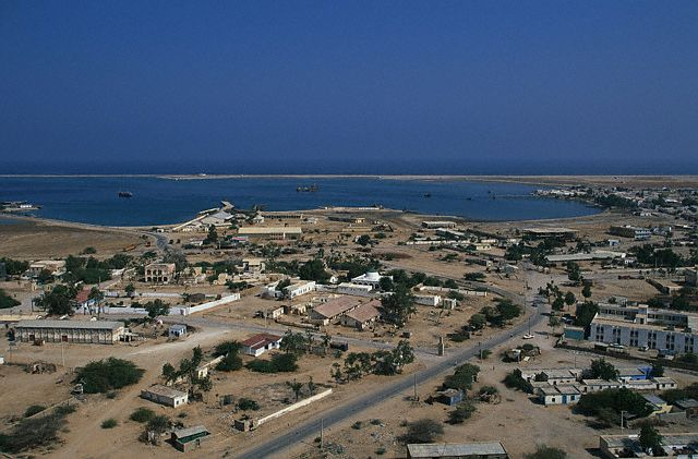 Berbera Town and Port