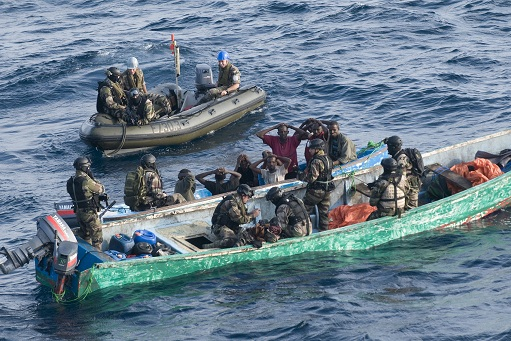 Gulf of Aden, Atalante-EU Patrols Make Gains Against Pirates