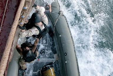 Counter-Piracy Exercise