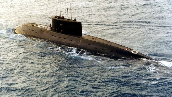 Iran Returns Russian-Built Sub to Persian Gulf