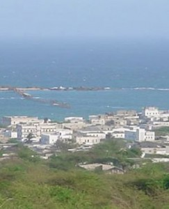 Kismayo Shelled