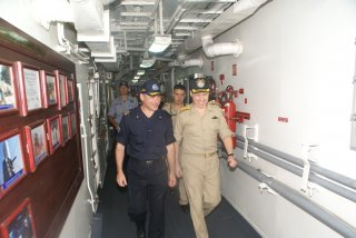 CMF &amp; EUNAVFOR commander