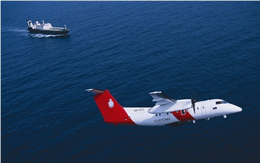 Aerial Maritime Surveillance Maritime Security Review