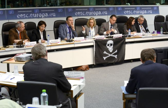 EESC anti piracy