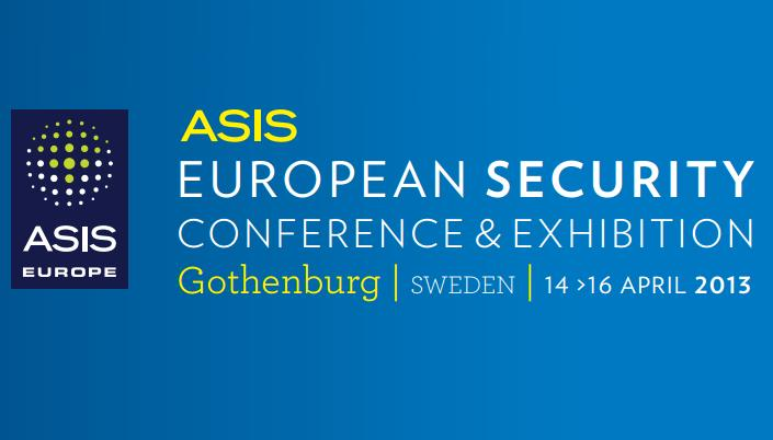 ASIS European Security Conference & Exhibition