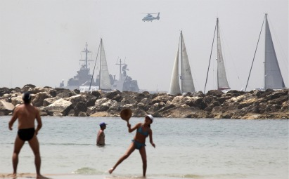 Israel's Missing Naval Strategy