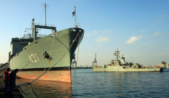 Egypt Seizes Arms-laden Ship