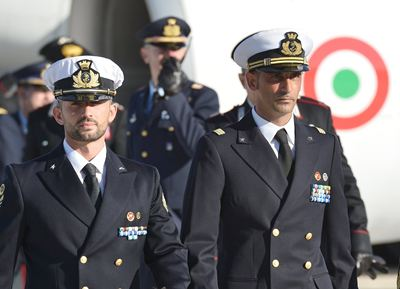 India close to setting up court to try Italian marines