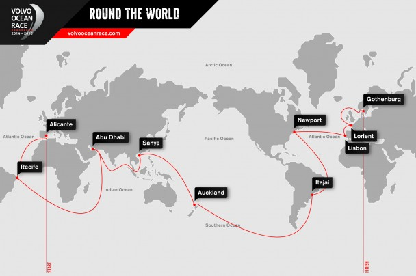 Volvo ocean race