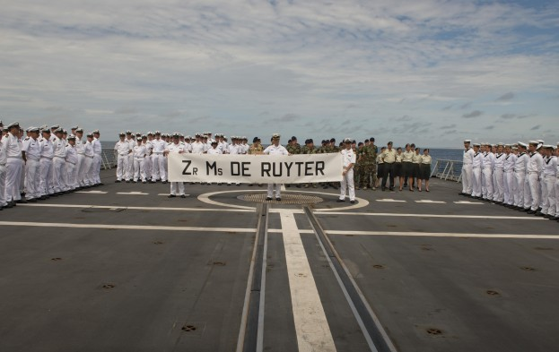 De ruyter