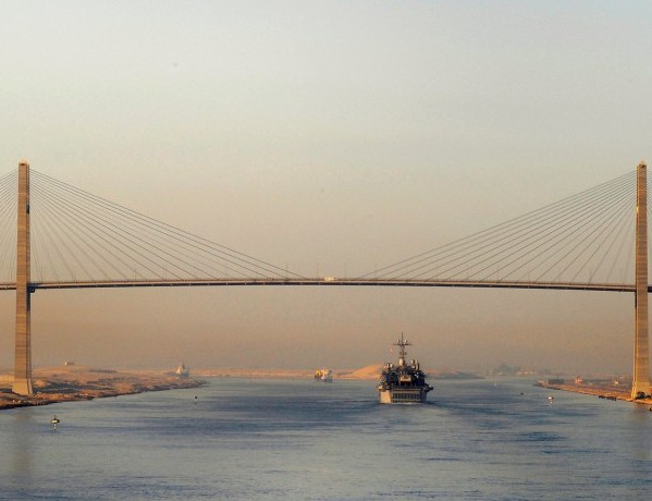 Egyptian Instability and Suez Canal Security
