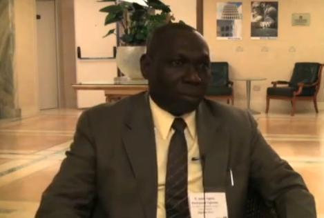 Rear Admiral Emmanuel Ogbeche Ogbor
