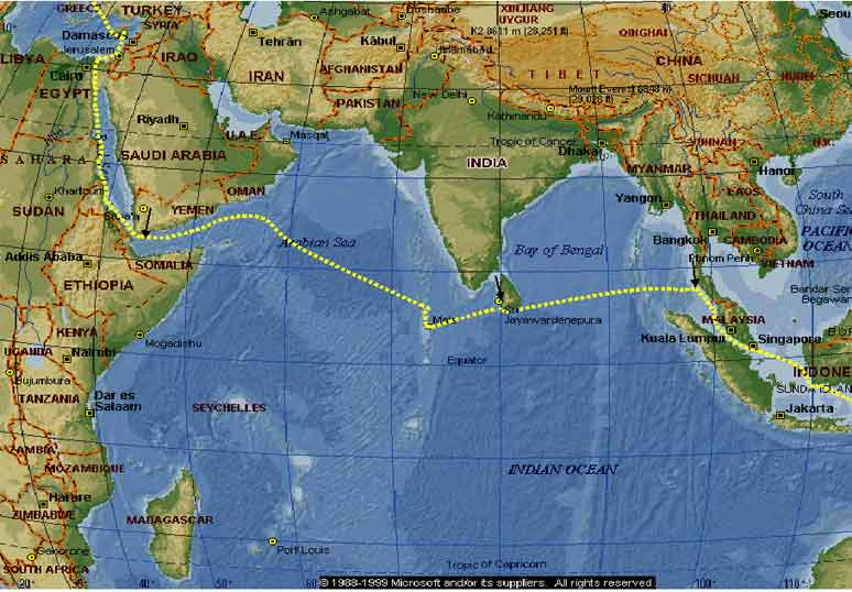 Maritime Security in the Indian Ocean