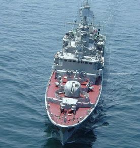 Ukraine contributes to Ocean Shield | Maritime Security Review