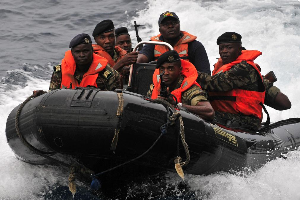 Maritime Security in the Gulf of Guinea