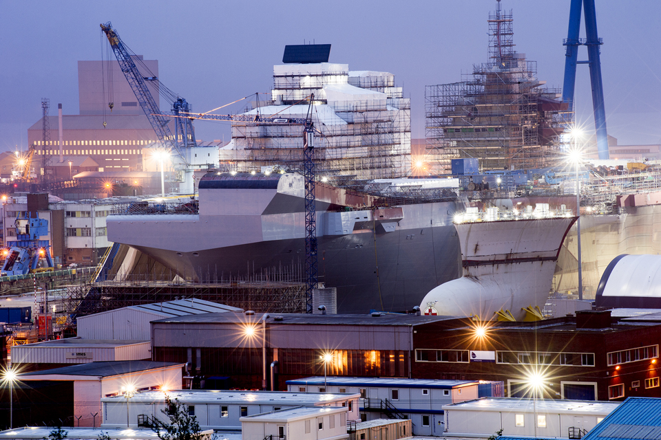 Hms Queen Elizabeth Progress >> Maritime Security Review   Tag Archive   HMS Queen Elizabeth