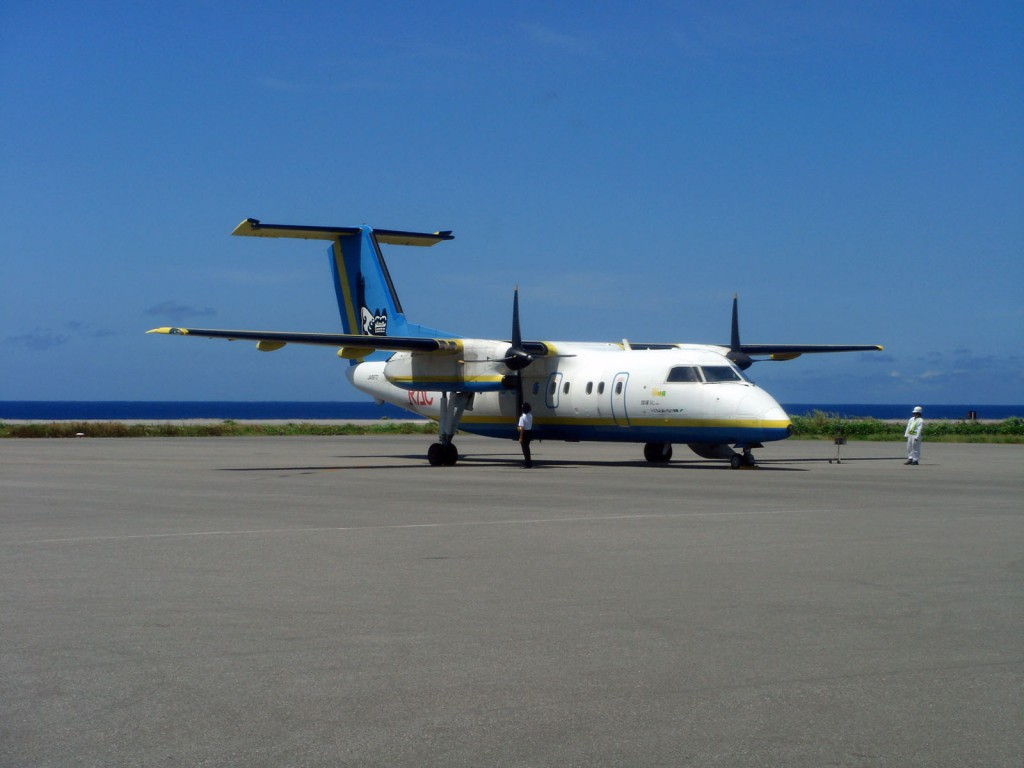 DHC-8. Image via Wikipedia