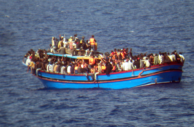Migrants Rescued