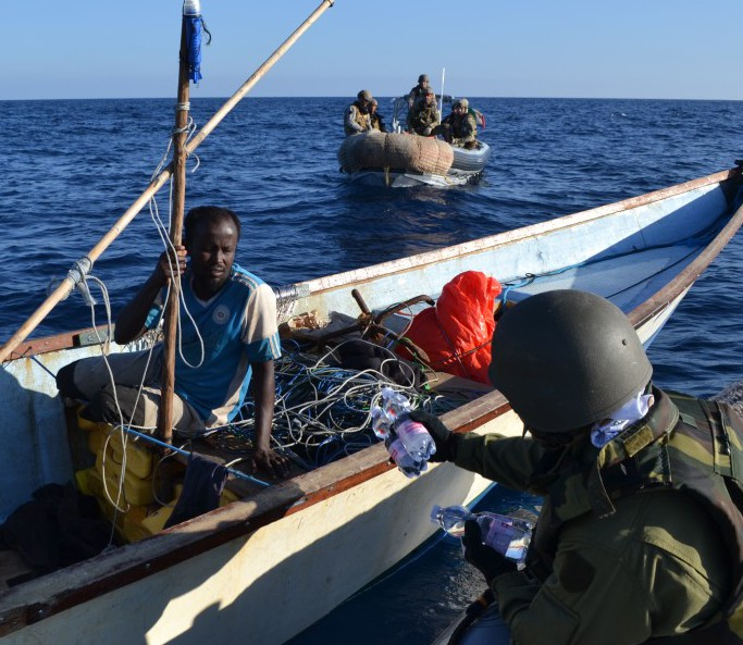 Somali Piracy Today