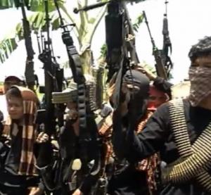 Abu Sayyaf militants